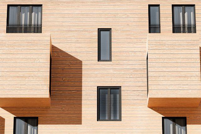 Wood Siding Project